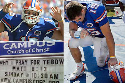 Tim Tebow Wallpaper