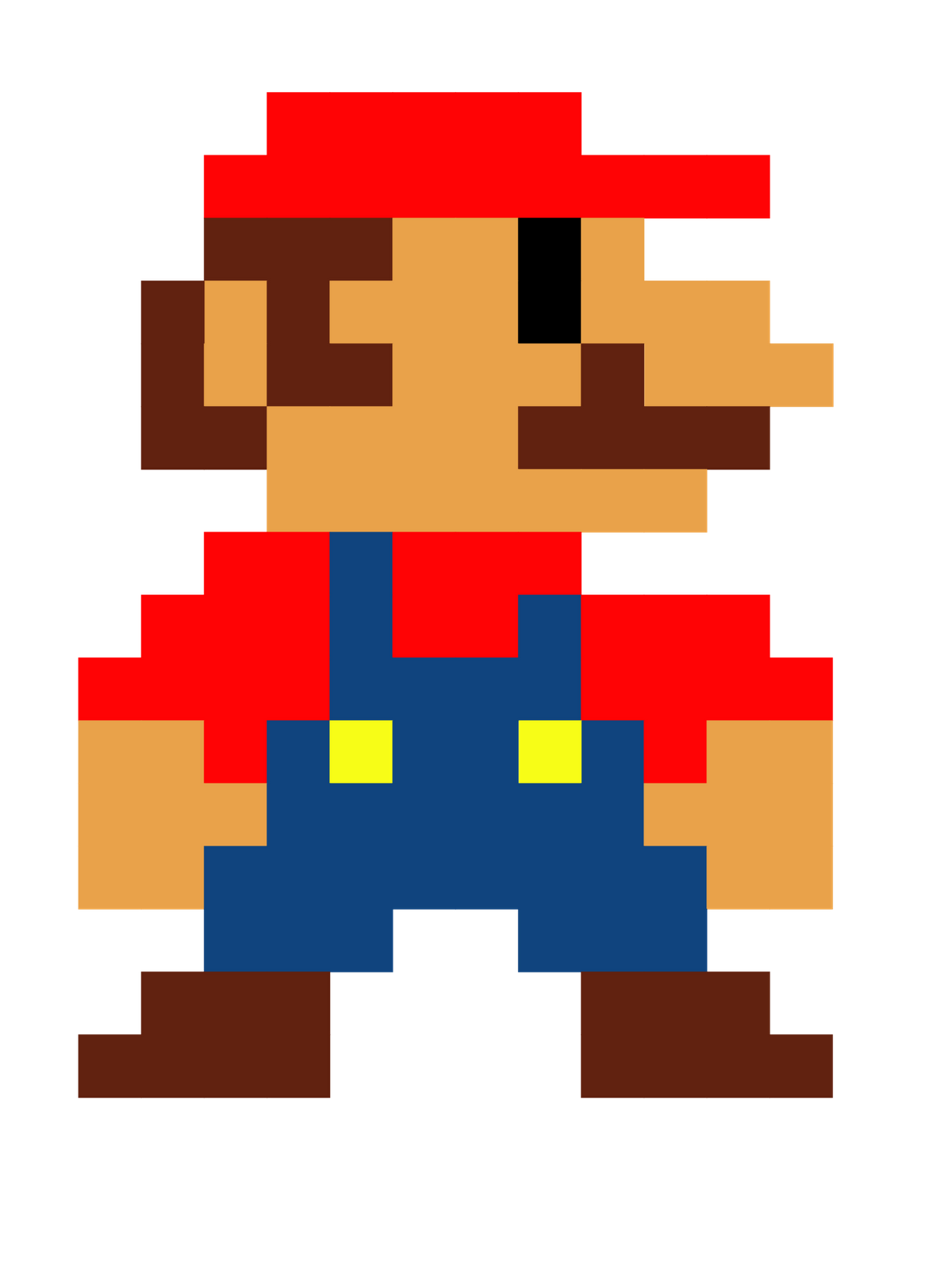 the most famous characters in videogames mario mario bros