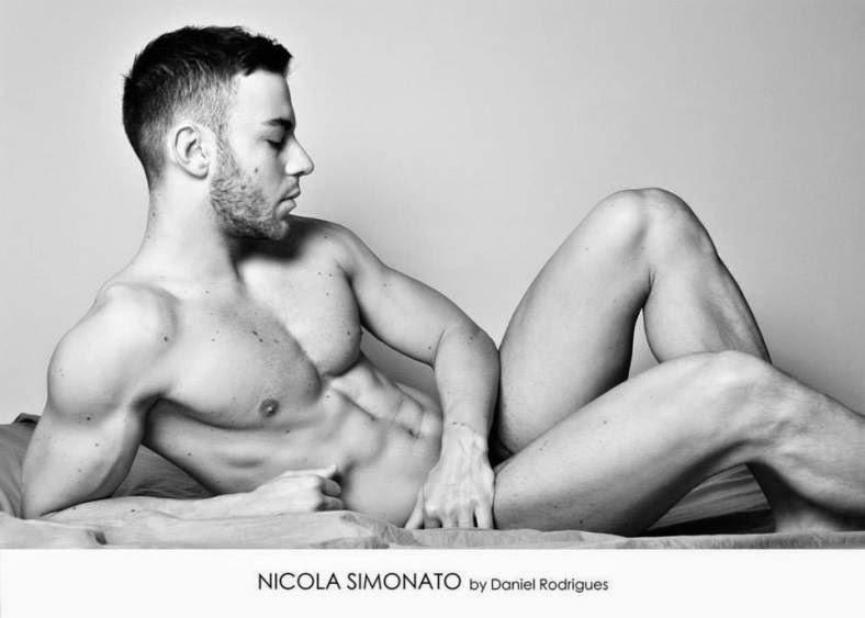 Nicola Simonato naked