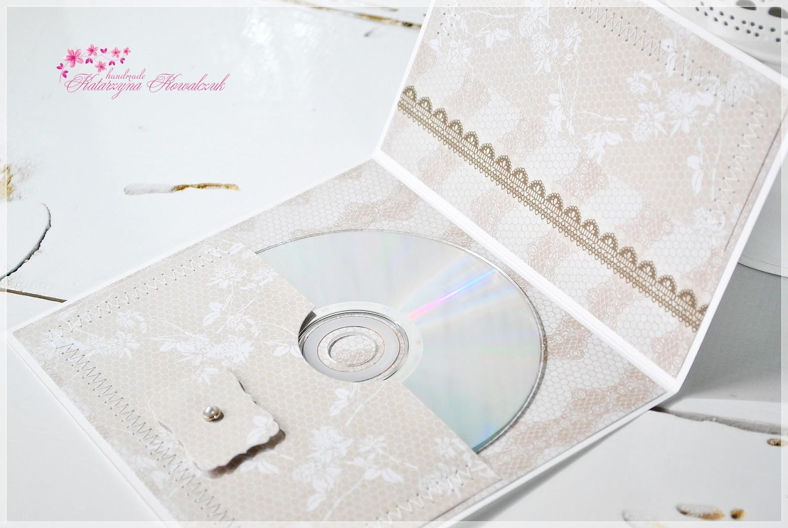 Folder na Płytę CD