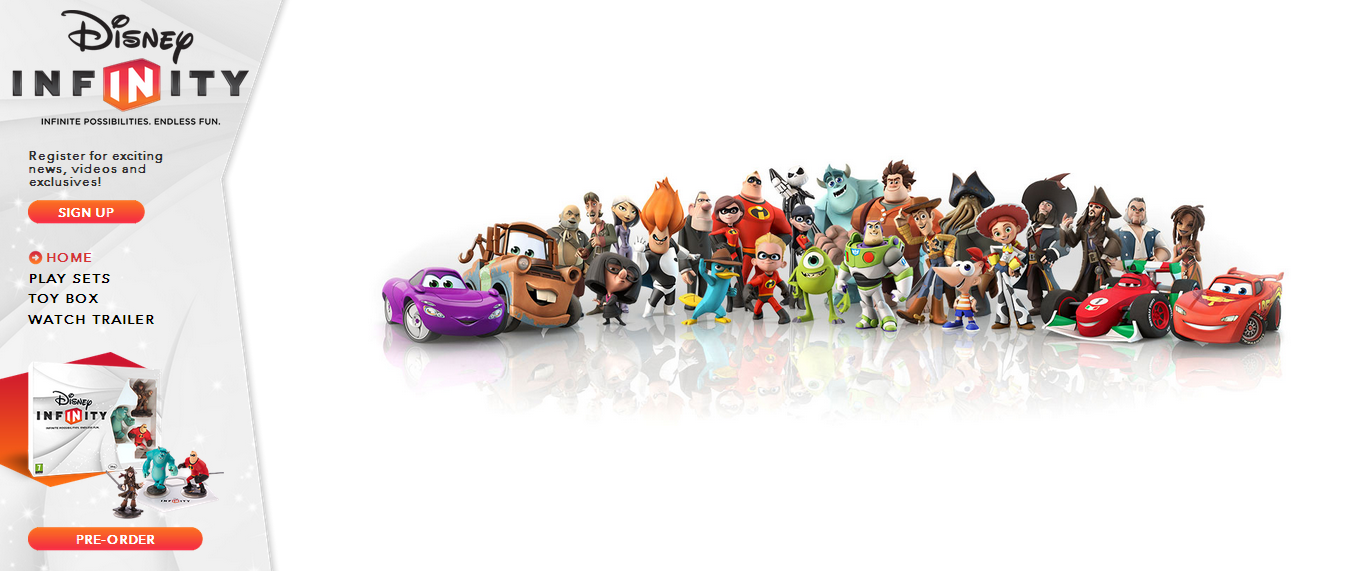 Release Dates Of Disney Infinity Characters Wave 2