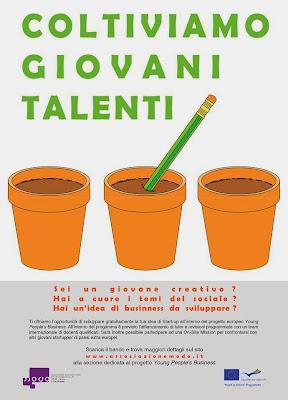 L'ASSOCIAZIONE MODO DI Udine cerca giovani creativi
