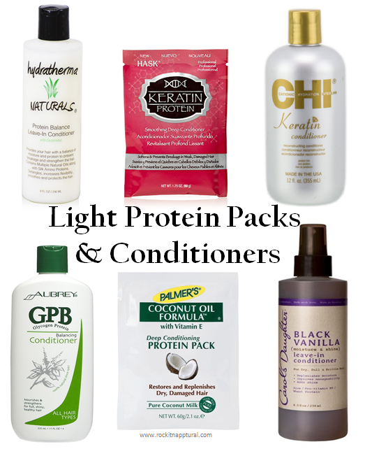 Best Protein Treatment For Natural Black Hair