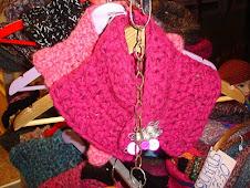 Golas em lã