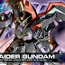 HG 1/144 Raider Gundam Box Art Images