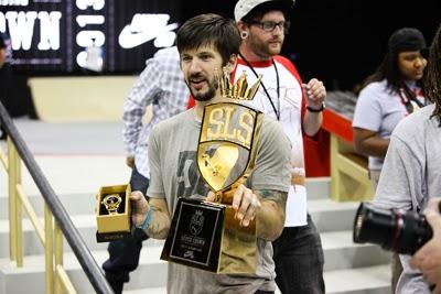 DC Chris Cole, 2013 Street League Champion
