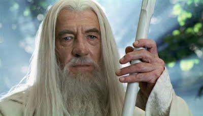 Gandalf z Pana prstenu