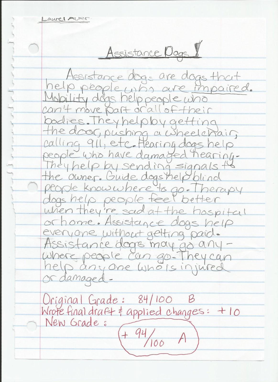 Persuasive Essay 5Th Grade