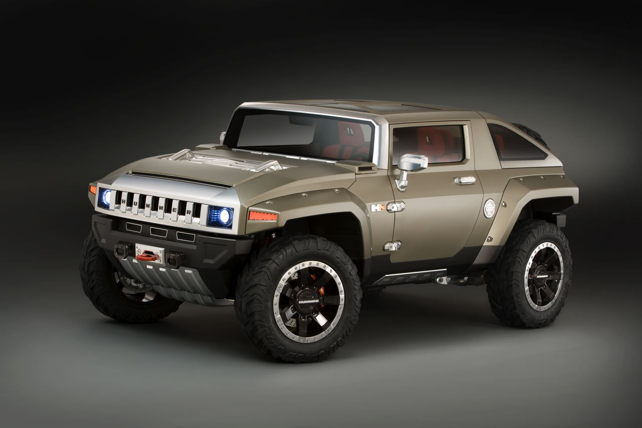 Hummer HX Concept ~ Specifications of Cars Info and Wallpapers