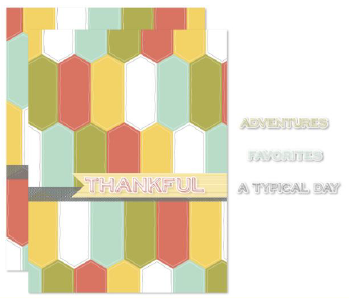 Thankful Thoughts Journal Template - Digital Download  http://jennsavstamps.stampinup.net