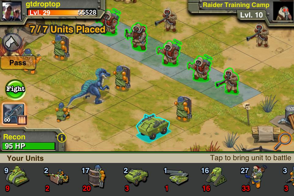 Bada Bing Clan  Battle Nations   PvP Part 2
