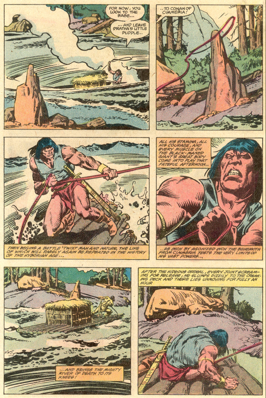 Conan the Barbarian (1970) Issue #136 #148 - English 14