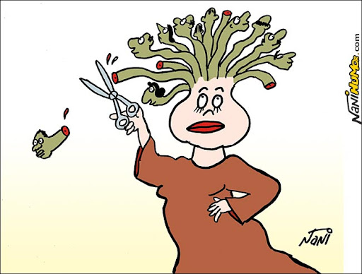Dilma Medusa