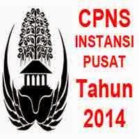 Gambar untuk Instansi Pemerintah Pusat yang Membuka CPNS 2014