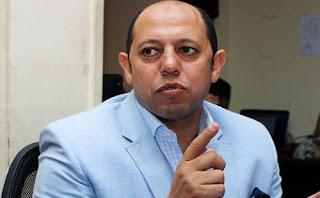 أحمد سليمان عضو مجلس إدارة الزمالك السابق
