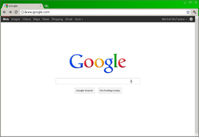 Descargar temas de Windows para Google Chrome