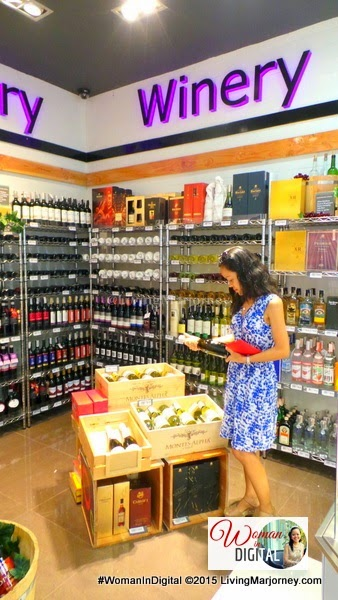 Robinsons Selections Aisles To Check Out