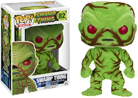 Funko Pop! Swamp Thing Flocked