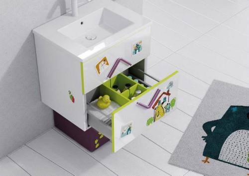 Baños Modernos Ninos:Muebles Para Baño Infantil