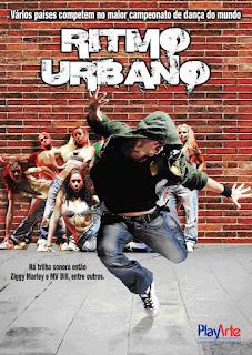 Ritmo Urbano – DVDRip AVI – Dual Áudio + RMVB Dublado