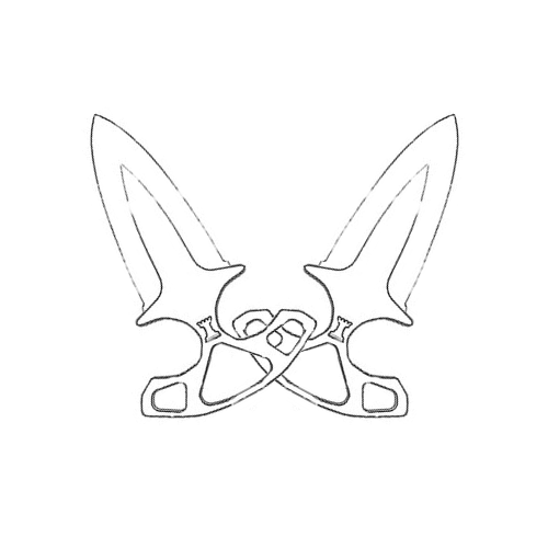 Line Art Photo Cs : Cs go knife guide by germia gaming world