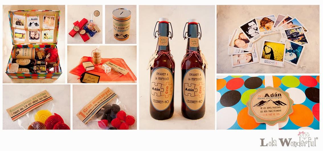 Lola wonderful blog cervezas personalizadas detalles de - Que regalar en reyes ...