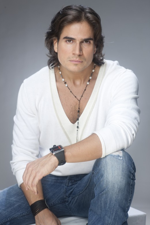 Daniel Arenas hizo casting para convertirse en el protagonista juvenil ...
