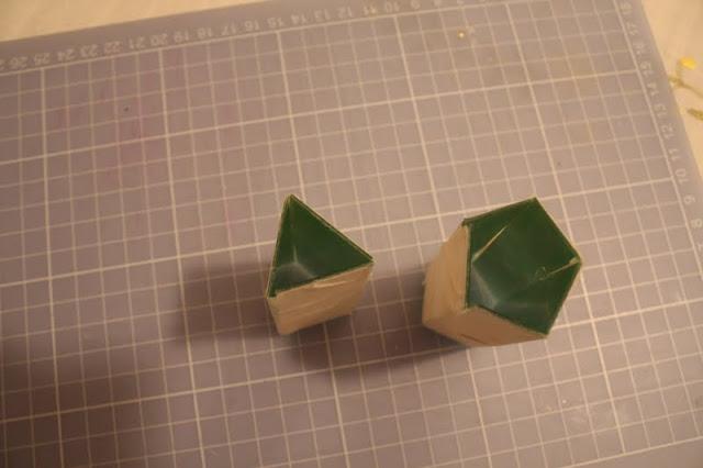 Как сделать пятиугольную призму фото 683