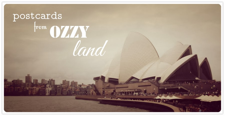 Postcards from OZZY Land