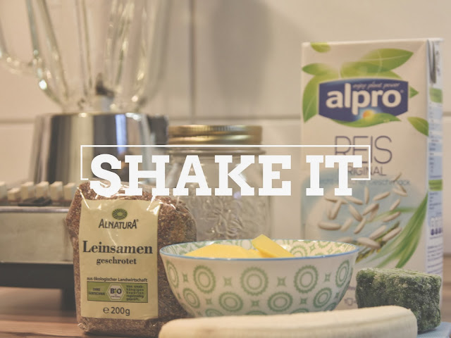 Breakfast, Smoothie, Alnatura, Soja, Alpro, thePasteblog, The Paste Blog