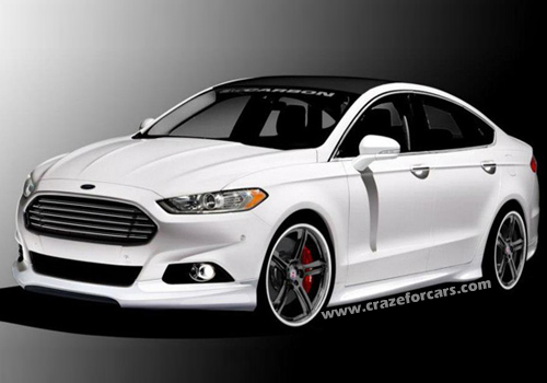 Ford introduces Four Tuned 2013 Fusion Sedans for SEMA show