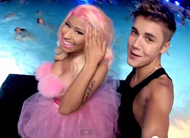 beauty and a beat justin bieber 1