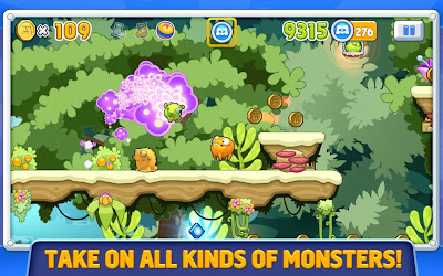Descargar Monster Inc Run v1.0.1[Apk+Data] [Modificado] [Android] [ZS