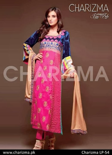 Charizma New Winter Collection 2013-14 For Girls & Women