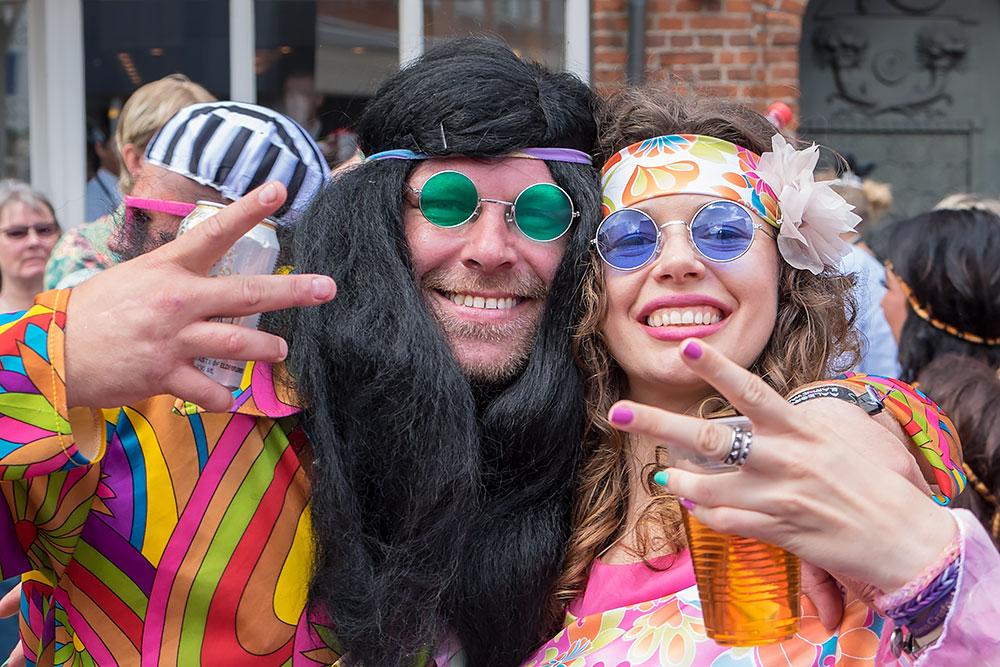 Aalborg Karneval 2014, Karnawał w Aalborgu