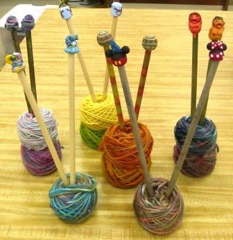 CRIPPENWORKS KNITTING NEEDLE CASES - Handmade Needle Cases