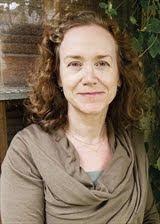 Author, Julia Clairborne Johnson