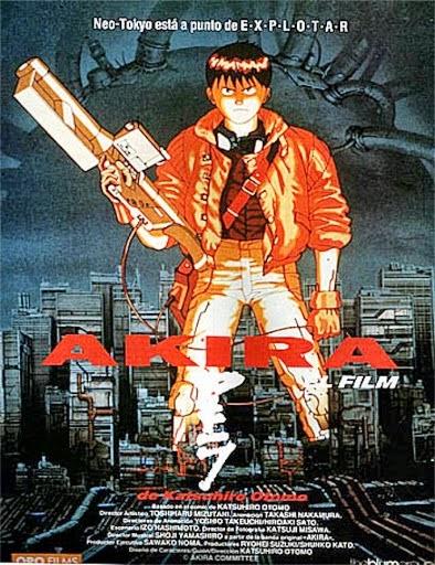 Ver Akira (1988) Online