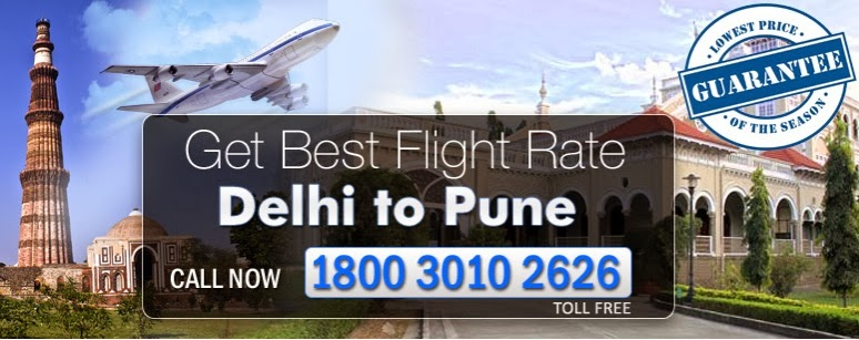 New Delhi To Pune Flights