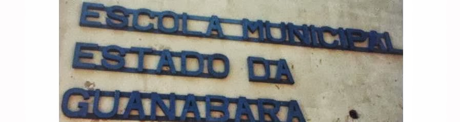 Blog da Escola Municipal Estado da Guanabara