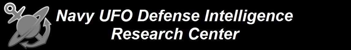 Navy UFO Defense Intelligence Research Center