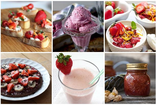 Strawberry Mania!