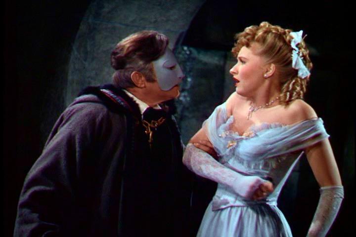 31 days of horror october 17th phantom of the opera 1943