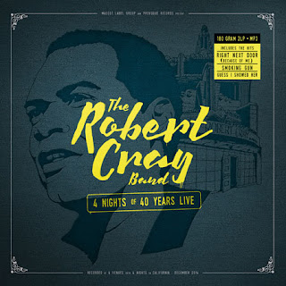 Robert Cray's 4 Nights of 40 Years Live
