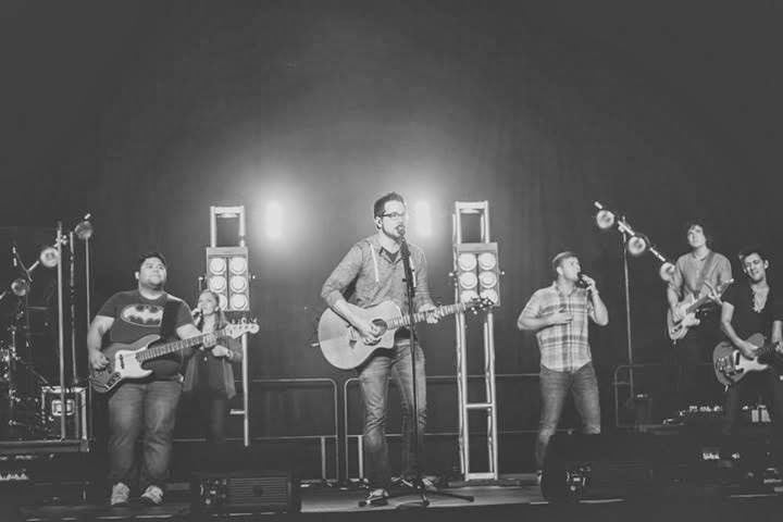 Vital Worship - Songs For The Living King 2014 live performance with full band