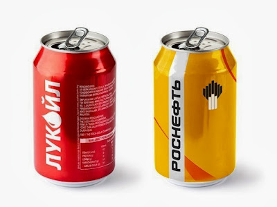 Лукоил и роснефть кола и пепси