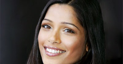 Maryeve Dufault: [Profiles] Bollywood Actress Freida Pinto