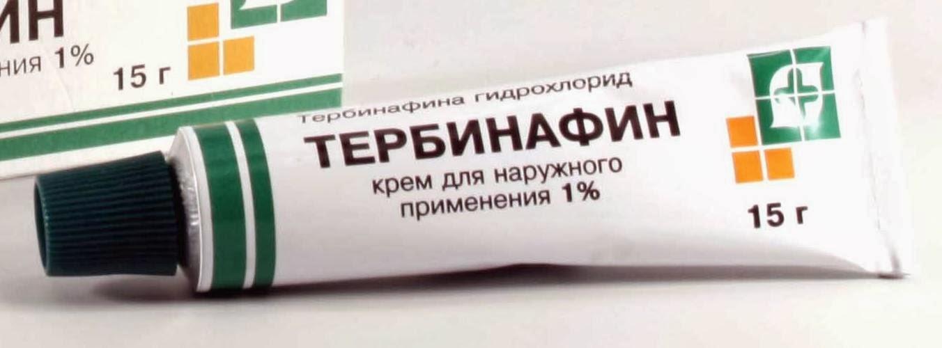 Тербинафин фото