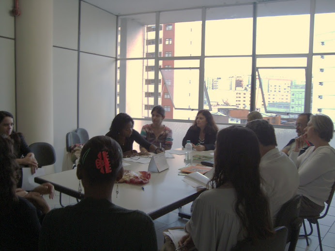 Momento Histórico - 1a Reunião do GESAN Juiz de Fora - MG, agosto de 2011