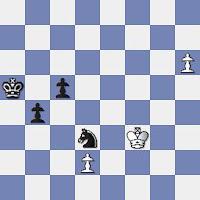 Estudio artístico de ajedrez de Vassily y Mikhail Platov, Sbornik Shakhmatnikh Etyudov - 1, 1914